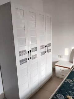 党校街3室1厅1卫90m²简单装修