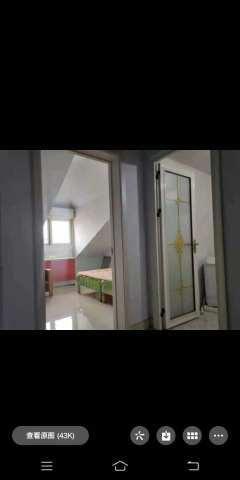 (明水)正大御泉世家3室2厅1卫800元/月110m²阁楼 家电家具齐全 暖气物业免费